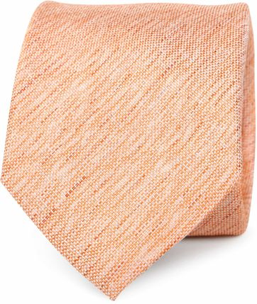 Krawatte Seide Orange K81-8