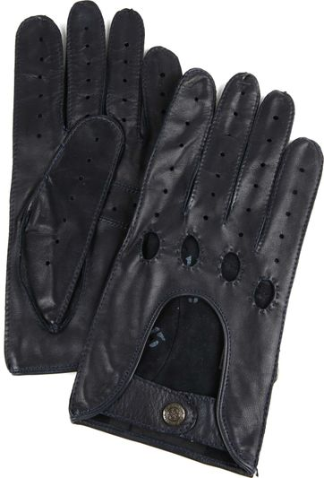Laimbock Car Gloves Miami Navy