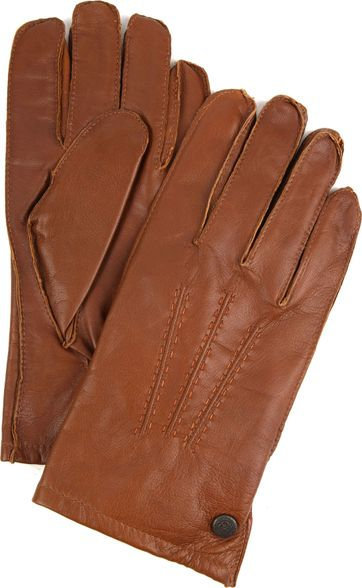 Laimbock Dudley Gloves Cognac