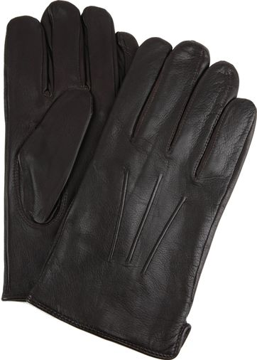 Laimbock Gloves Edinburgh Brown (Espresso)