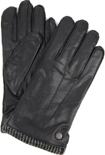 Laimbock Handschuhe Thornbury Schwarz