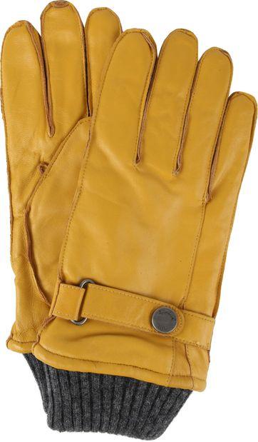 Laimbock Ruffre Handschoenen Geel