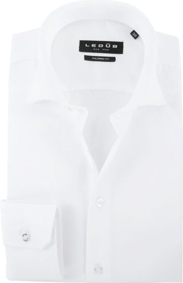 Ledub Non Iron Shirt White