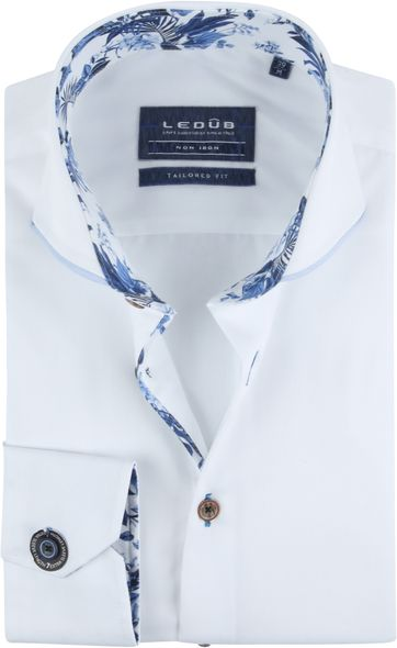 Ledub Shirt SL7 White