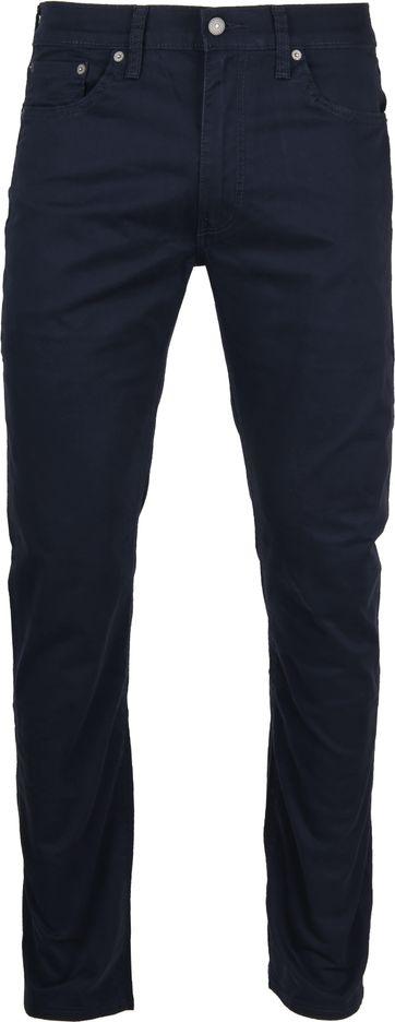 Levi's 511 Jeans Dunkelblau Slim Fit