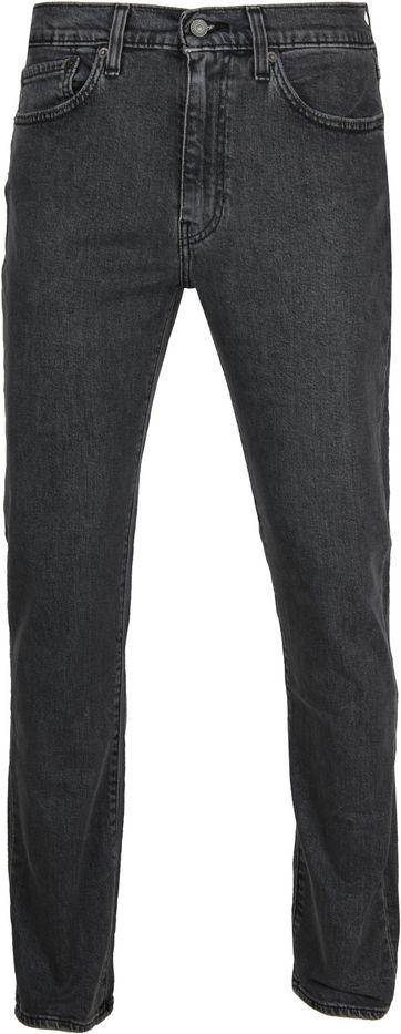 Levi's 511 Jeans Dunkelgrau Slim Fit