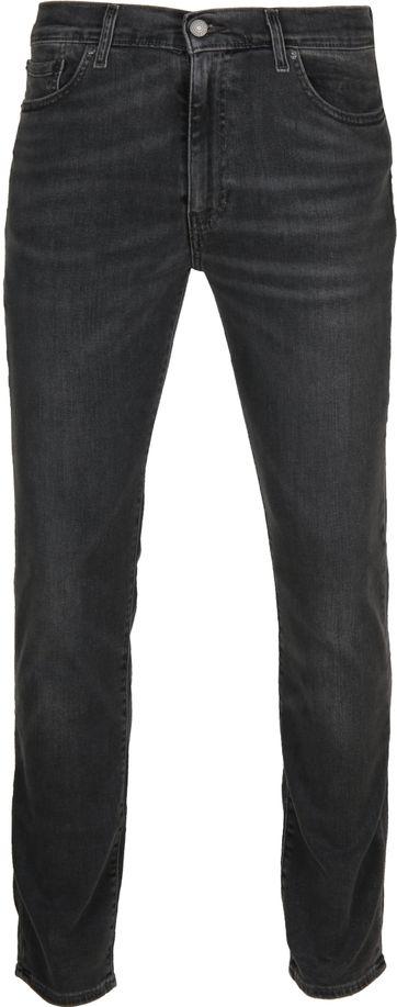 Levi's 511 Jeans Slim Fit Dunkelgrau