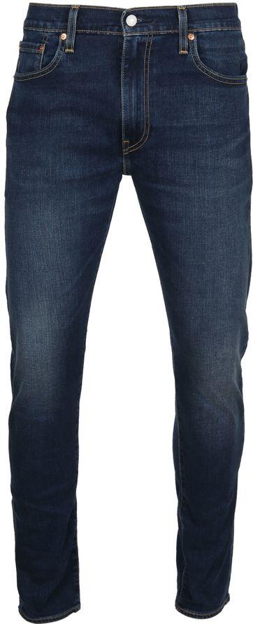 Levi's 512 Jeans Slim Taper Blau
