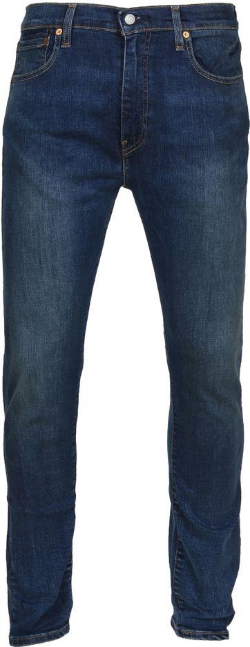 Levi's 512 Jeans Slim Taper Dunkelblau