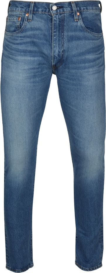 Levi's 512 Jeans Slim Taper Fit Blauw