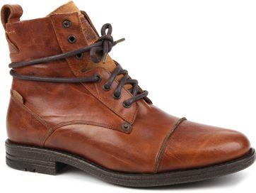 Levi's Boots Emerson Braun Leder