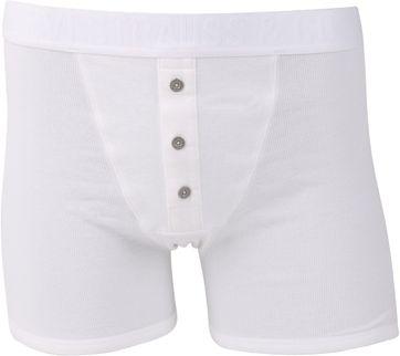Levi's Boxer Shorts White Rib