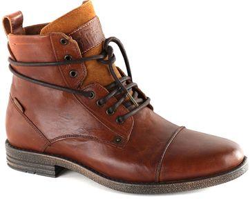 Levi's Emerson Boots Cognac