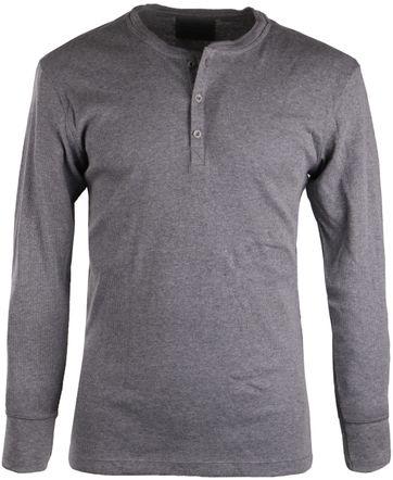 Levi's Henley Longsleeve Grey