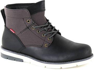 Levi's Jax Boots Black