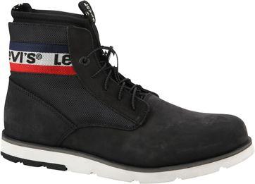 Levi's Jax Lite Boots Schwarz