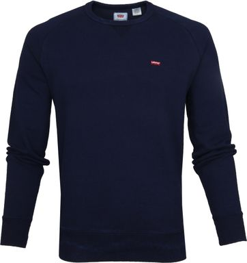 Levi's Original Sweater Dunkelblau