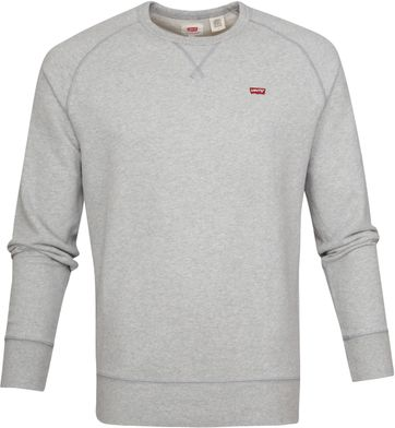 Levi's Original Sweater Grau