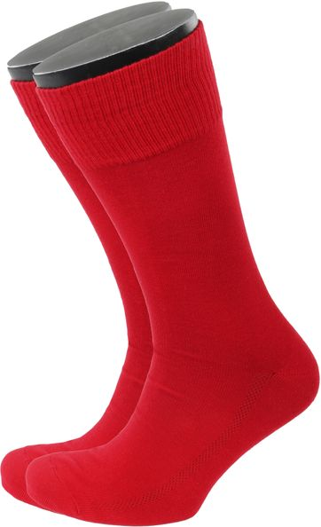 Levi's Socks Cotton 2-Pack Red 168SF