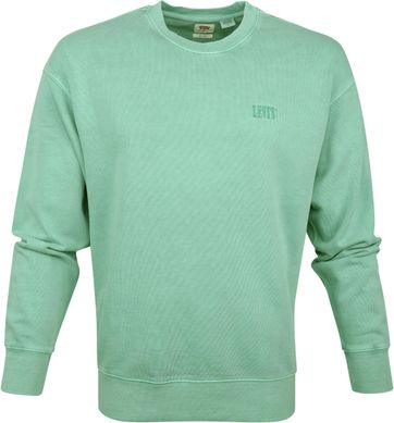 Levi's Sweater Groen