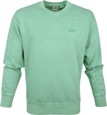 Levi's Sweater Grün
