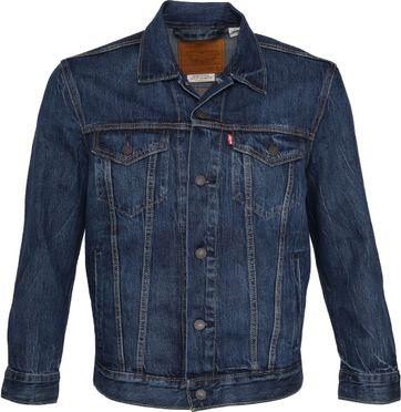 Levi's Trucker Jacke Palmer Jeans