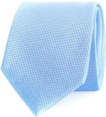 Lichtblauwe Stropdas 01A