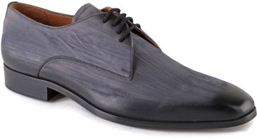 Luxury STBL Lace-up Shoe Gradient Grey
