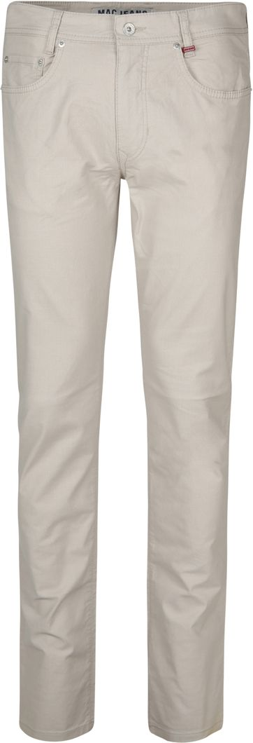 Mac Pants Arne Light Brown