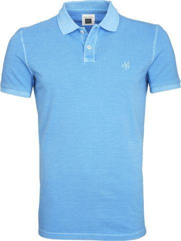 Marc O'Polo Blue Poloshirt