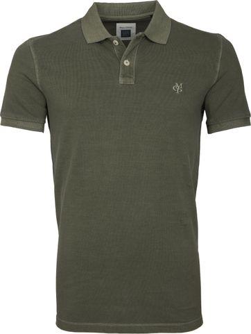 Marc O'Polo Dark Green Poloshirt