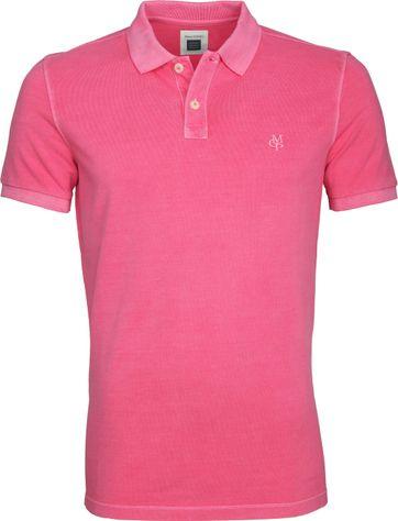 Marc O'Polo Pink Poloshirt