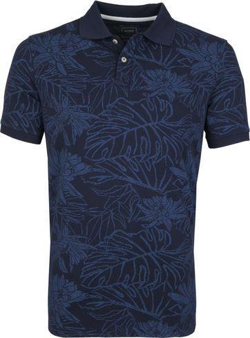 Marc O'Polo Poloshirt Design Navy