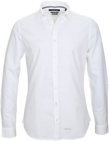 Marc O'Polo Shirt White