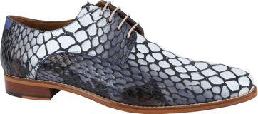 Melik Schuh Tarifa Blau