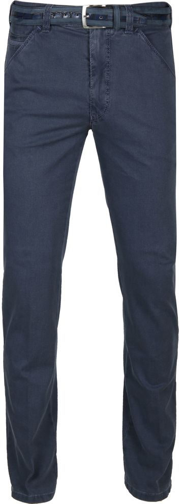 Meyer Chicago Chino Marineblau