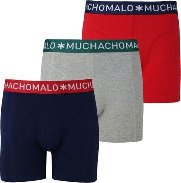 Muchachomalo Boxershorts 3er-Pack 281