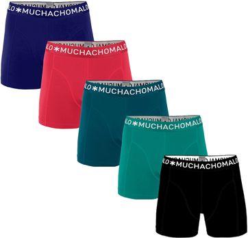 Muchachomalo Boxershorts 5er-Pack 15