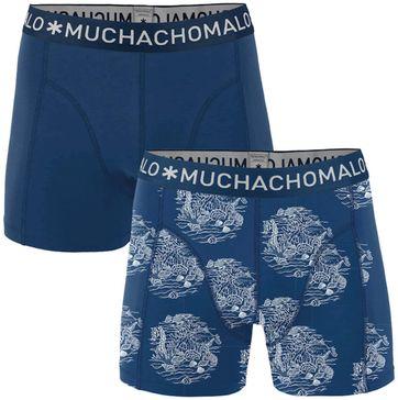 Muchachomalo Shorts 2er-Pack 5597