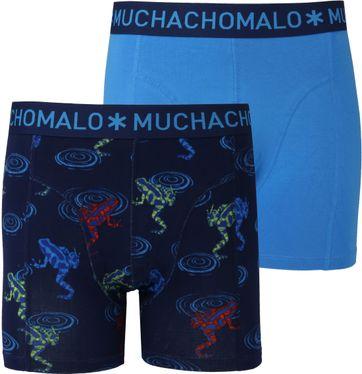 Muchachomalo Shorts 2er-Pack Frog 10