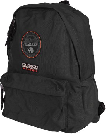 Napapijri Backpack Dark Grey Solid