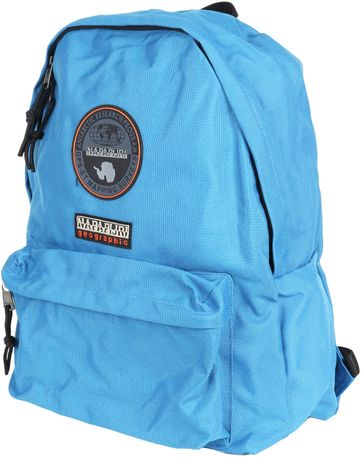 Napapijri Backpack Light Blue