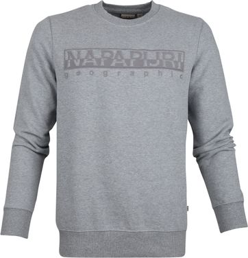 Napapijri Berber Sweater Grey