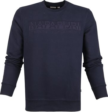 Napapijri Berber Sweater Navy