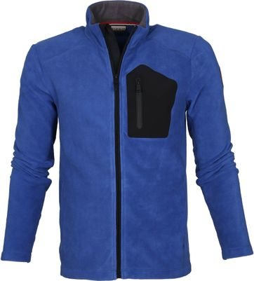 Napapijri Fleece Jacket Tambo Cobalt