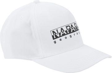 Napapijri Framing Cap White