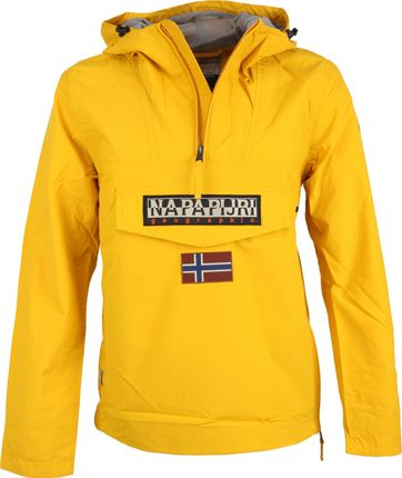Napapijri Rainforest Jacket Yellow