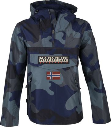 Napapijri Rainforest Pocket Jacket Camo