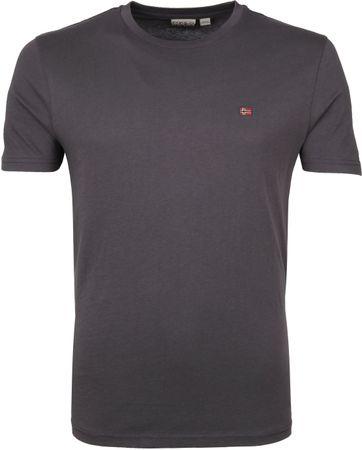 Napapijri Selios T-shirt Antraciet