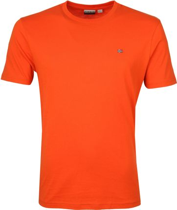 Napapijri Selios T-shirt Oranje